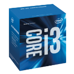 Intel Core i3-7100 3.9GHz 3MB Smart Cache Box processor