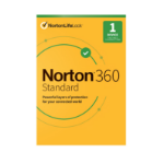 NortonLifeLock Norton 360 Standard 1 license(s)
