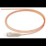 Microconnect FIBSCMPIG5 5m SC/UPC OM1 Orange fiber optic cable