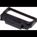Epson Cartucho ERC38BR para TM-300/U300/U210D/U220/U230, negro/rojo