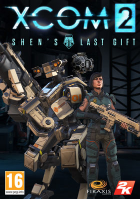 Nexway XCOM 2 - Shen's Last Gift (DLC) Video game downloadable content (DLC) PC Español
