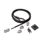 Kensington K64424WW cable lock Black
