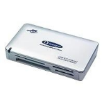 Integral INCRMULTI card reader White USB 2.0