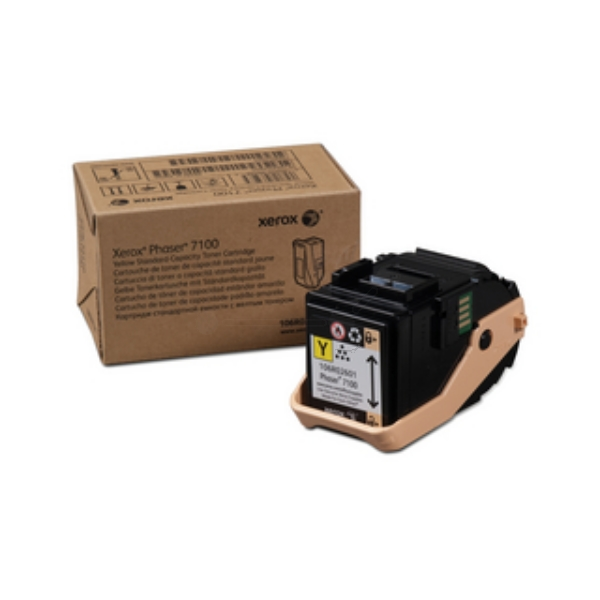 Xerox 106R02601 Toner yellow, 4.5K pages