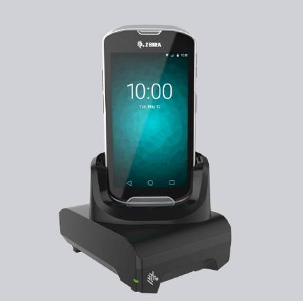 Zebra KT-TC51-ETH1-01 accesorio para dispositivo de mano Negro