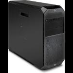 HP Z4 G4 Workstation Intel Xeon W W-2223 16 GB DDR4-SDRAM 512 GB SSD Tower Black Windows 10 Pro