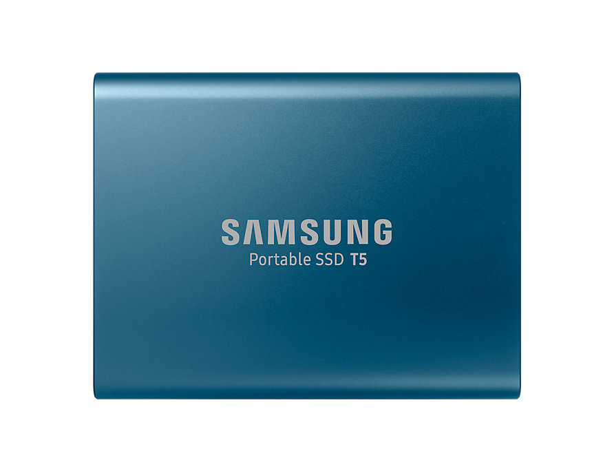Samsung MU-PA500B 500 GB Blue