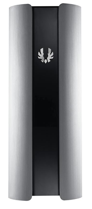 BitFenix Pandora Mini-Tower Black,Silver computer case