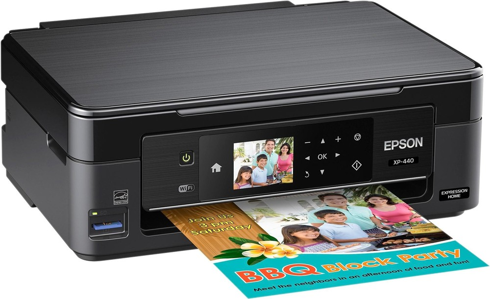"EPSON PRINT/SCAN/COPY - 33ppm(B), 15ppm(C), 5760x1440 DPI, 2.7"" TFT LCD, USB + WLAN+WIFI DIRECT, WIN+OSX"
