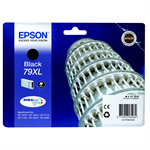 Epson C13T79014010 (79XL) Ink cartridge black, 2.6K pages, 42ml