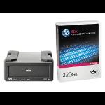 Hewlett Packard Enterprise StorageWorks RDX320 USB 3.0 tape drive RDX 320 GB