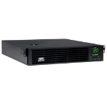 Tripp Lite SMART3000RM2U Line-Interactive 3000VA Rackmount/Tower Black Uninterruptible Power Supply (UPS)