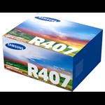 HP CLT-R407 Zwart, Cyaan, Magenta, Geel 24000pagina's kopieercorona