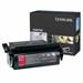 Lexmark 12A0725 Toner black, 23K pages