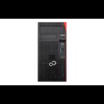 Fujitsu ESPRIMO P558 i5-9400 Micro Tower 9th gen Intel® Core™ i5 8 GB DDR4-SDRAM 256 GB SSD Windows 10 Pro PC Black
