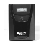 Riello NPW 1500 uninterruptible power supply (UPS) 1500 VA 900 W 6 AC outlet(s)