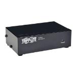 Tripp Lite 2-Port VGA/SVGA Video Splitter with Signal Booster, High Resolution Video, 350MHz, (HD15 M/2xF)