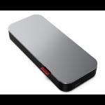 Lenovo Go power bank Lithium Polymer (LiPo) 20000 mAh Black, Gray