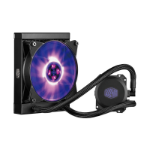 Cooler Master ML120L RGB computer liquid cooling Processor