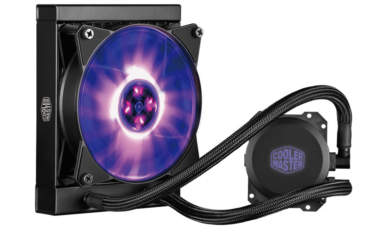 Cooler Master ML120L RGB Processor liquid cooling