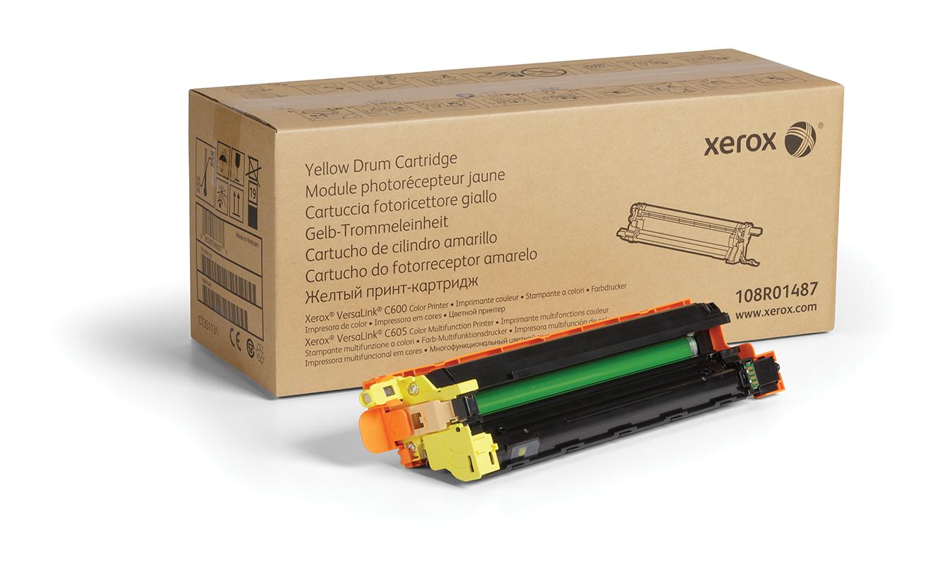 Xerox VersaLink C60X Unidad de imagen amarillo (40,000 páginas)