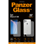 "PanzerGlass B2661 mobile phone case 14.7 cm (5.8"") Cover Transparent"