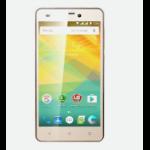 "Prestigio Wize NK3 12.7 cm (5"") 0.512 GB 4 GB Dual SIM Gold 2000 mAh"