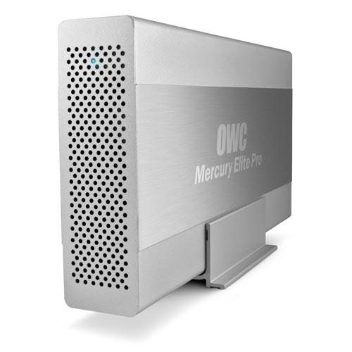 OWC Mercury Elite Pro 2TB external hard drive 2000 GB Silver