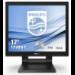 "Philips B Line 172B9T/00 LED display 43,2 cm (17"") 1280 x 1024 Pixeles SXGA LCD Plana Mate Negro"