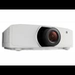 NEC PA653U Desktop projector 6500ANSI lumens 3LCD WUXGA (1920x1200) 3D White data projector