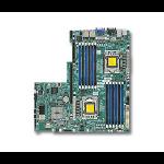 Supermicro X9DBU-IF server/workstation motherboard LGA 1356 (Socket B2) Intel® C602