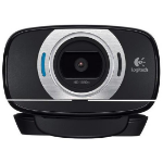 Logitech C615 webcam 8 MP 1920 x 1080 pixels USB 2.0 Black