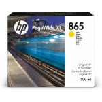 HP 865 1 pc(s) Original High (XL) Yield Yellow 3ED84A