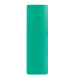 PNY PowerPack Curve 2600 Lithium-Ion (Li-Ion) 2600mAh Green power bank