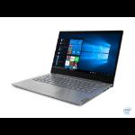 "Lenovo ThinkBook 14 DDR4-SDRAM Notebook 35.6 cm (14"") 1920 x 1080 pixels 10th gen Intel® Core™ i5 8 GB 256 GB SSD Wi-Fi 5 (802.11ac) Windows 10 Pro Grey"