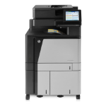HP LaserJet Color Enterprise flow MFP M880z+
