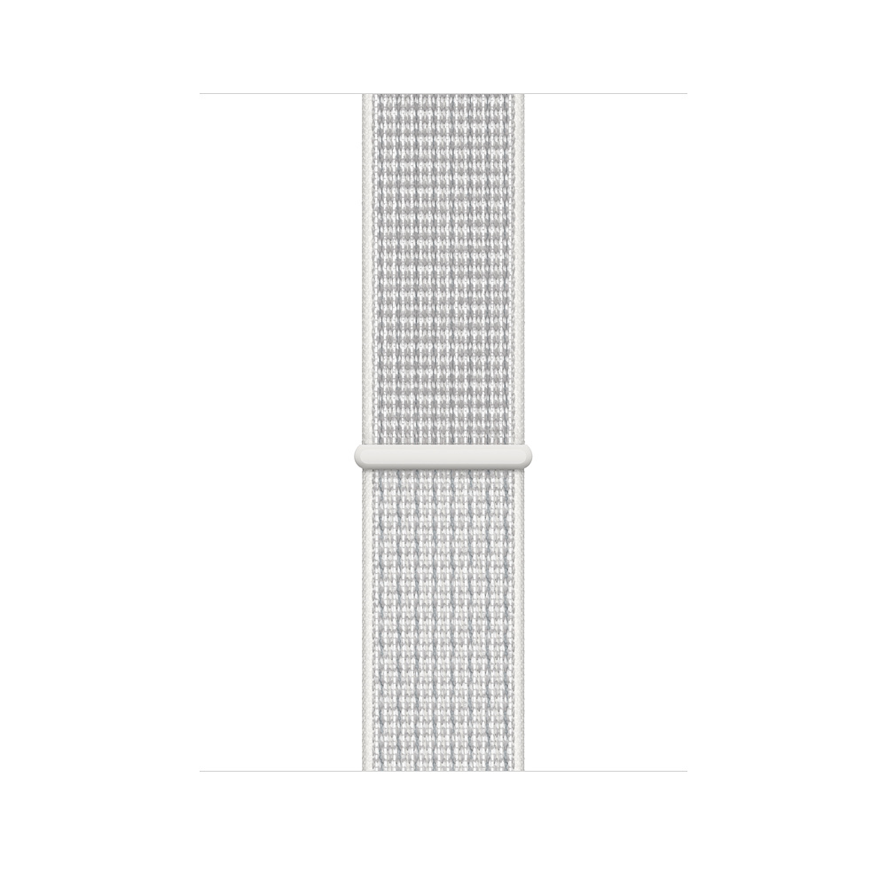 Apple MX822ZM/A accesorio de relojes inteligentes Grupo de rock Blanco Nylon