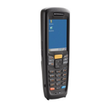 "Zebra MC2180 2.8"" 320 x 240pixels Touchscreen 240.7g Black handheld mobile computer"