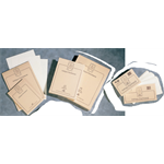 CROXLEY ENVELOPE CROXLEY DL ANTIQUE PARCHMENT PK20 ( BX5 )