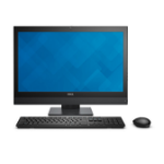 "DELL OptiPlex 7440 3.2GHz i5-6500 23.8"" 1920 x 1080pixels Touchscreen Black All-in-One PC"
