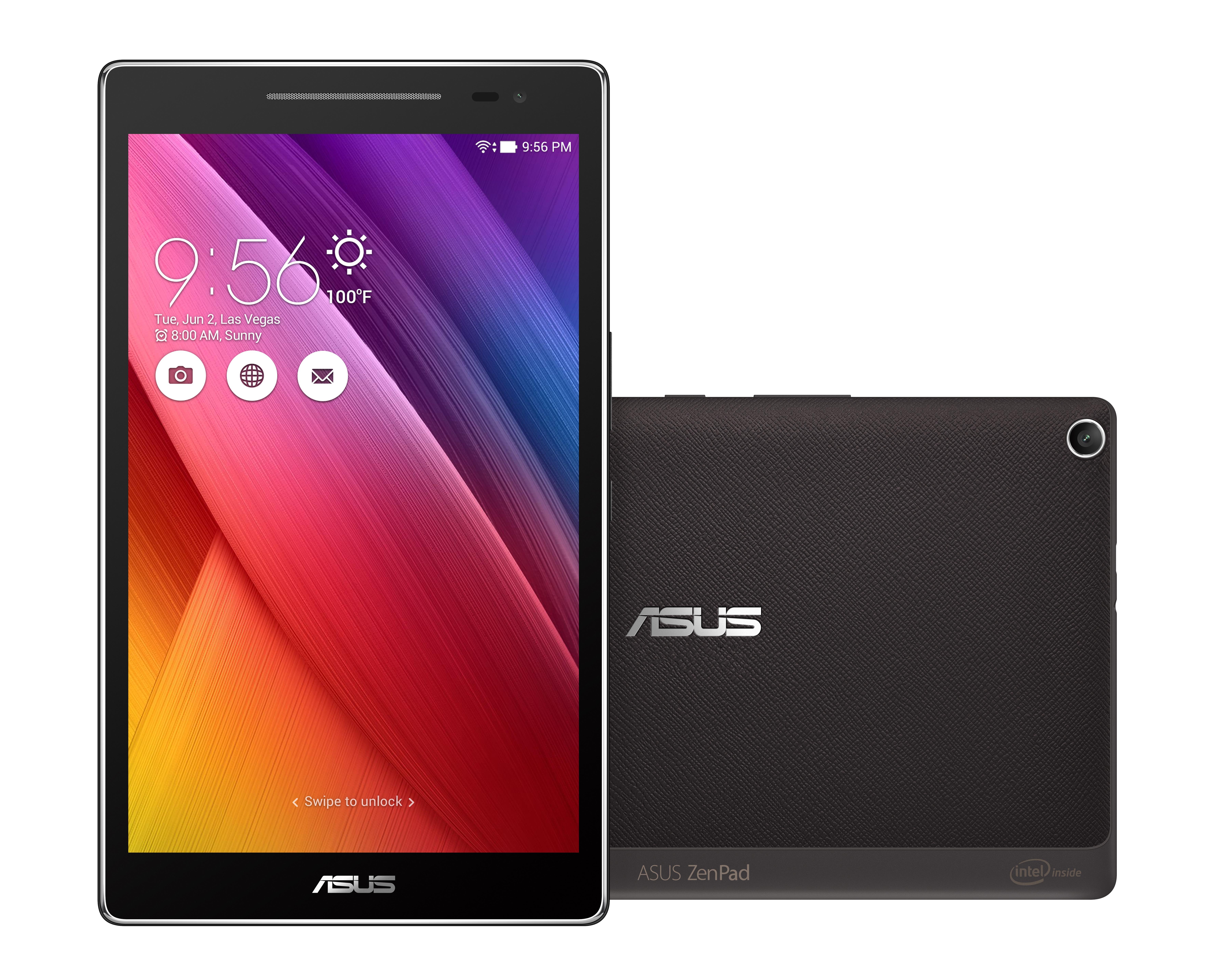 ASUS ZenPad Z380M-6A041A 16GB Black,Grey tablet
