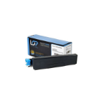 Click, Save & Print Remanufactured Oki 44574702 Black Toner Cartridge