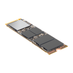 Intel 760p internal solid state drive M.2 256 GB PCI Express 3.0 3D2 TLC NVMe