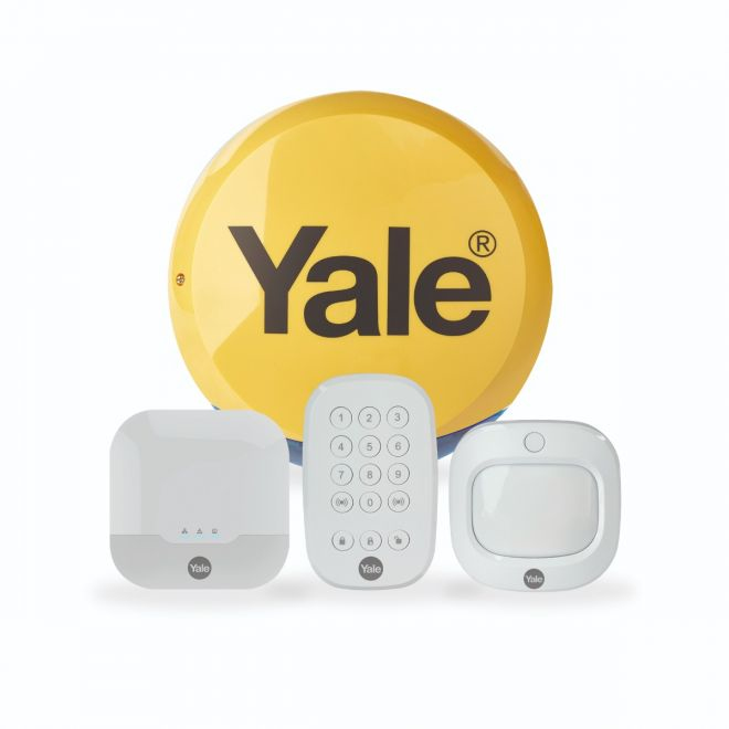 Yale IA-310 security alarm system White