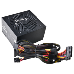 EVGA 500 W2 power supply unit 500 W 20+4 pin ATX Black