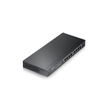 Zyxel GS1900-8 Managed L2 Gigabit Ethernet (10/100/1000) Zwart