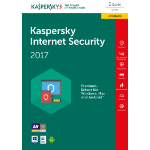 Kaspersky Lab Internet Security 2017 1user(s) 1year(s)