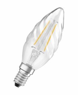 Osram LED Retrofit CLASSIC BW 2W E14 A++ Warm white LED bulb