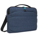 "Targus Groove X2 notebook case 38.1 cm (15"") Briefcase Navy"