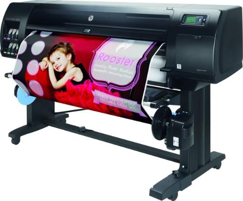 HP Designjet Z6810 Ethernet LAN Colour 2400 x 1200DPI Thermal inkjet A1 (594 x 841 mm) large format printer